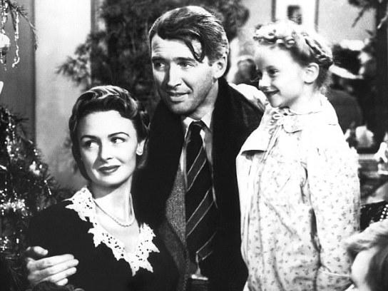 'It's a Wonderful Life' film - 1946