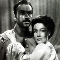 Dolores Del Rio and Pedro Armendariz in LAS ABANDONADAS (1945)