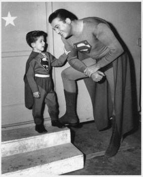 Little Ricky and Superman