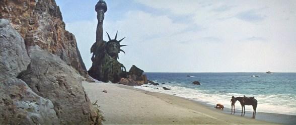 Doomed beach