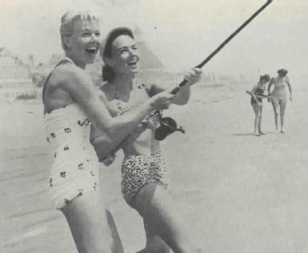 Doris and Donna