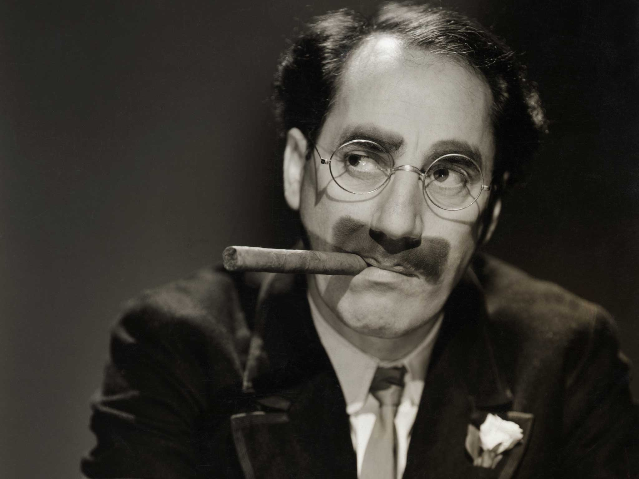 Friday Foto Follies: Groucho