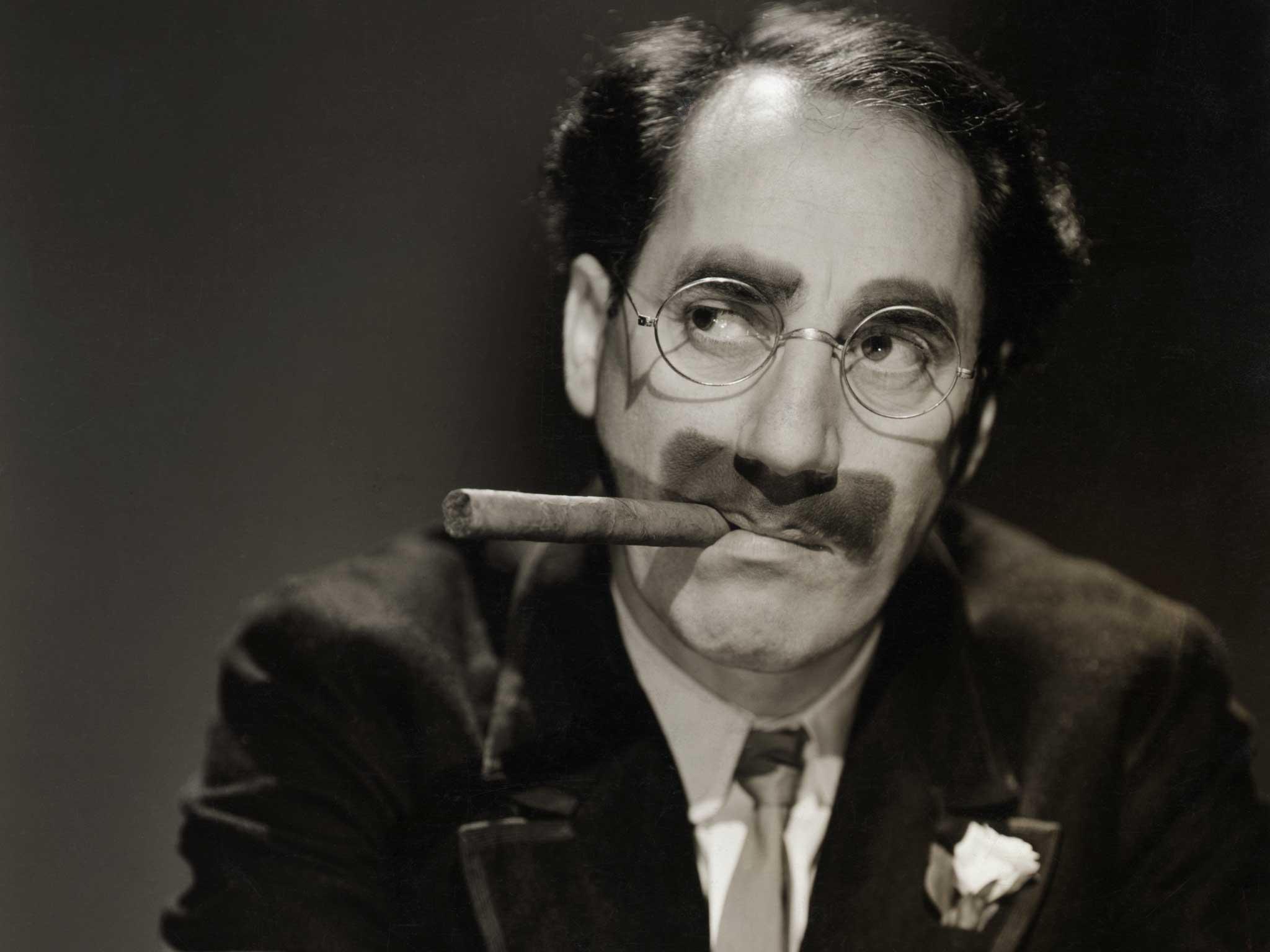 Friday Foto Follies: Groucho
