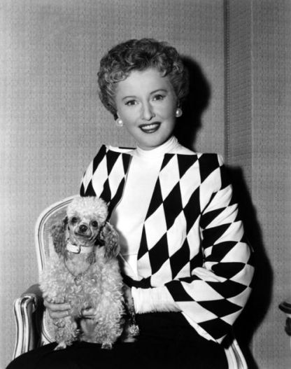 Ms Stanwyck