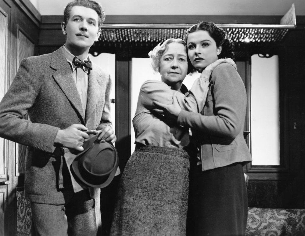 THE LADY VANISHES (1938) for Margaret Lockwood's Centenary