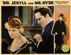 Jekyll Hyde Lobby Card