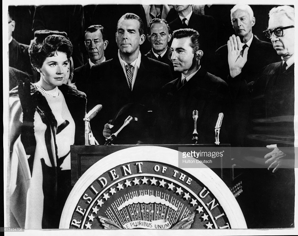 Friday Foto Follies: Movie Presidents