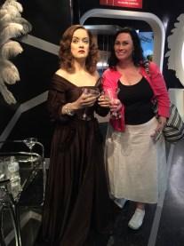 Broadway stars Margot Channing and Kellee Pratt