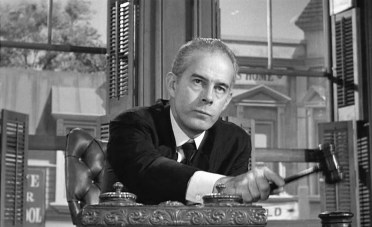 Judge Mel Coffey in Inherit the Wind