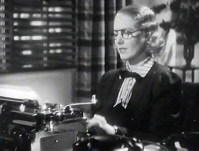More Than a Secretary (1936)