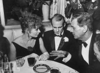 Verdon and Fosse with Joseph Cotten