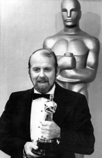 With his Oscar for CABARET