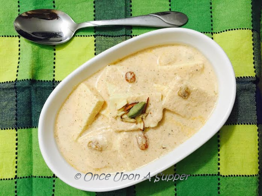 afghani paneer soft cottage cheese in a dreamy white afghani sauce rh onceuponasupper com