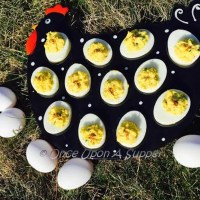 Deviled Eggs -- easy, quick, flexible and a great stuffed egg recipe