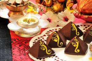 Ganpati chocolate Modak for Ganesh Chaturthi