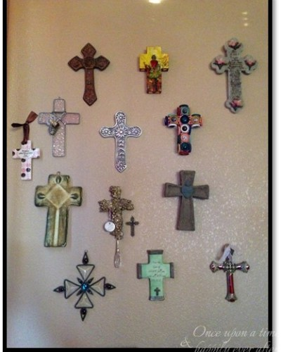 Spiritual Sunday:  My Cross Wall