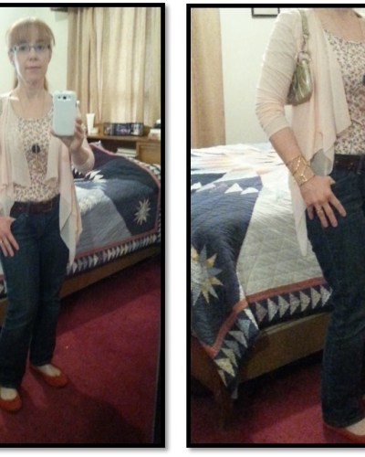 My Fashion Haus: Spring Sweater, Jeans and Flats, A TBB Style Perspectives Link-Up