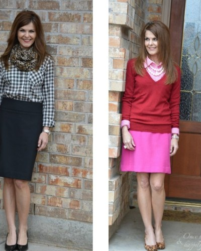 My Fashion Haus: Create28 Day 25, Gingham Galore