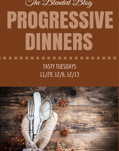 TBB Tasty Tuesday:  Progressive Dinner Blog Hop, Chicken Pot Pie