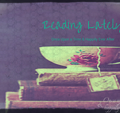 Title Talk:  What I'm Reading Lately, 1.2017