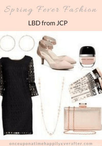 My Fashion House:  LBD from JCP