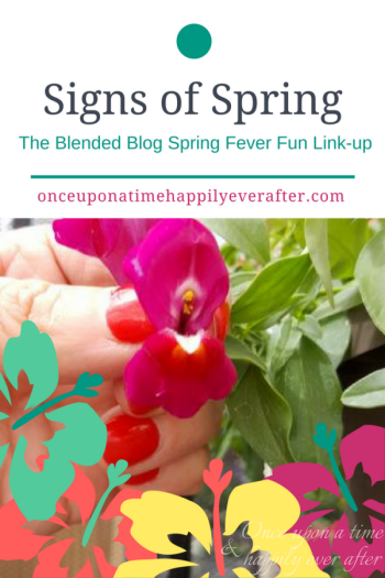 TBB Spring Time Fun Series: Signs of Spring, 4.10.2017