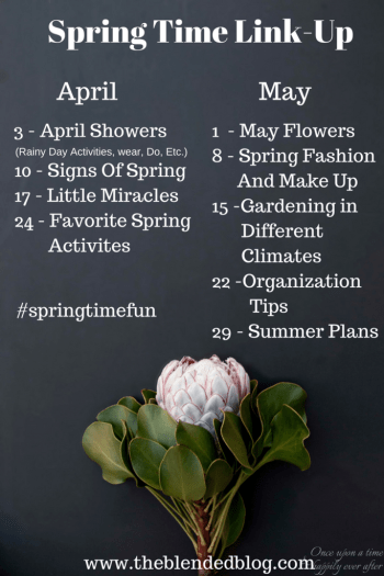TBB Spring Time Fun Series: Spring Activities, 4.24.2017