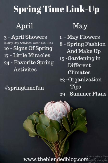 TBB Spring Time Fun Series: Organization Tips, 5.22.2017