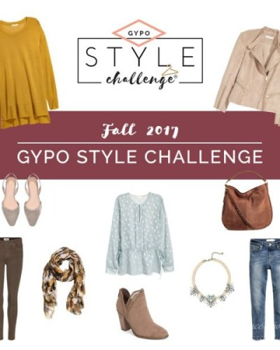 Getting My Fall Pretty On with GYPO