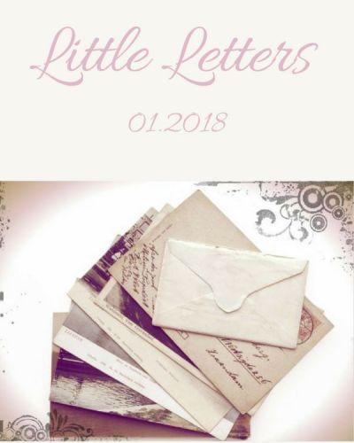 Little Letters, 01.2018