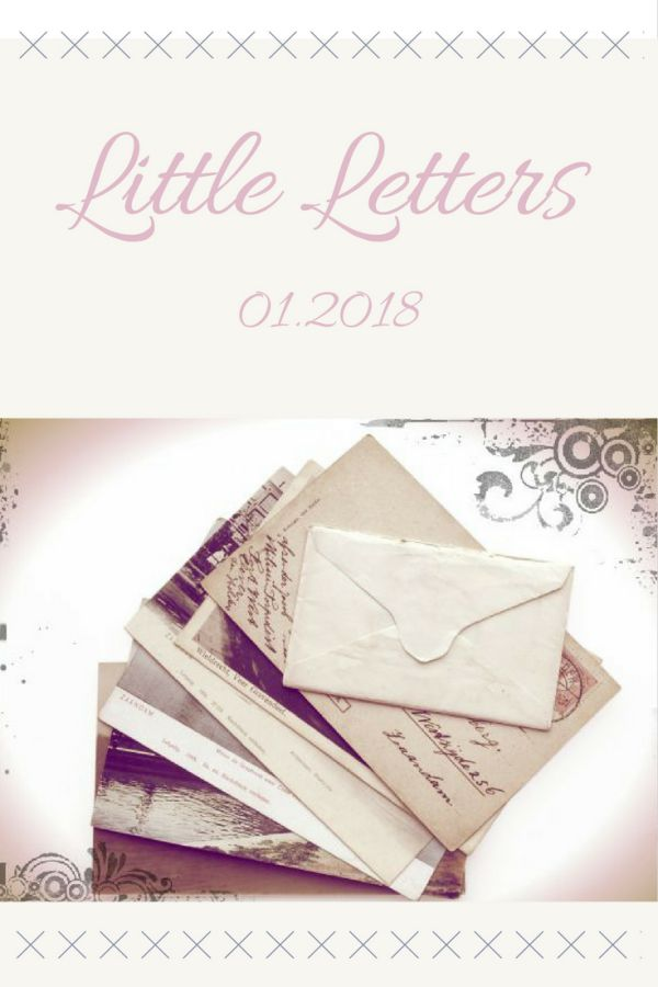 Little Letters 01.2018
