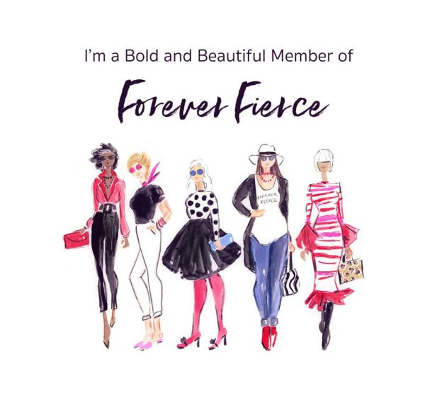 Forever Fierce 2018: The Midlife Revolution