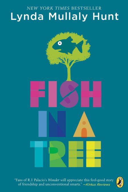 Reading Challenge Progress, 04.2018: Fish in a Tree