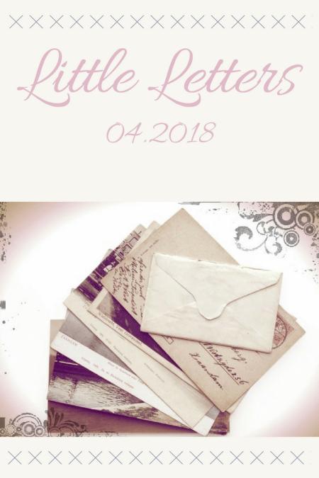 Little Letters, 04.2018