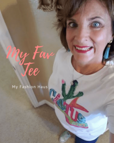 My Fashion Haus:  A Fav Tee