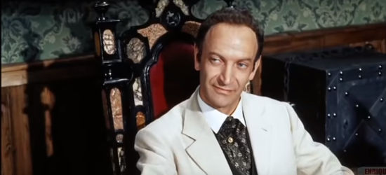 Paul Muller as Jameson Brady in Thompson 1880 (1966)