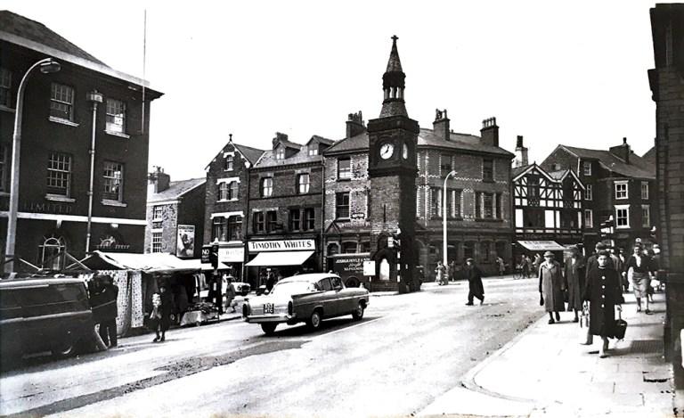 Clock Tower 1960s