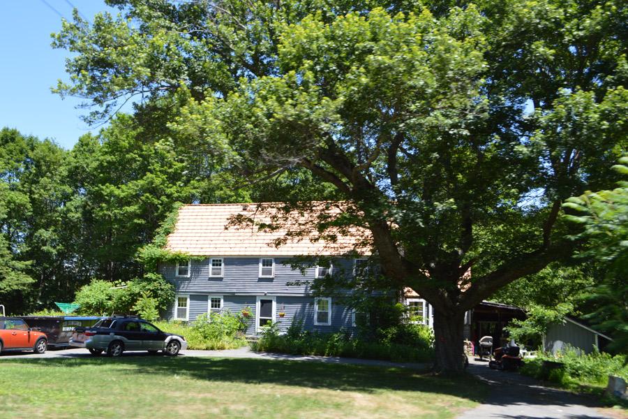 Sarah Osborne's home (Salem)