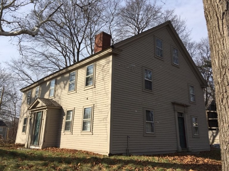 Ingersoll house (Danvers)