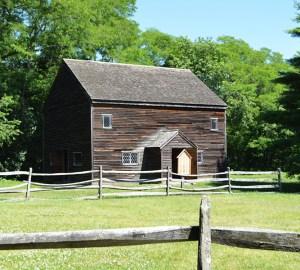 Salem Village Meeting House Rebecca Nurse Homestead