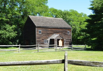 Salem Village Meeting House Rebecca Nurse Homestead