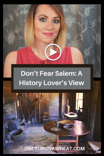 Don\'t Fear Salem: Salem for History Lovers