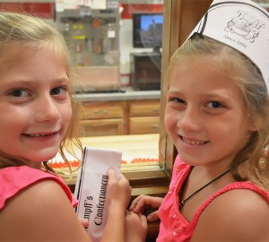Wheat twins at Schimpffs Confectionery