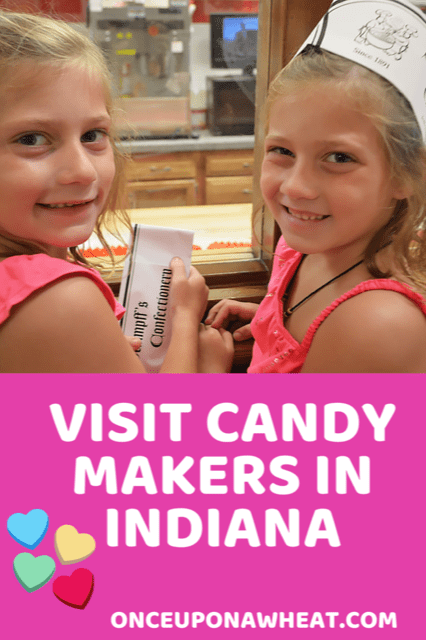 Visit Iconic Candy Makers in Indiana