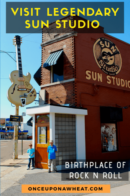 Visit Sun Studio in Memphis- The Birthplace of Rock \'n Roll!