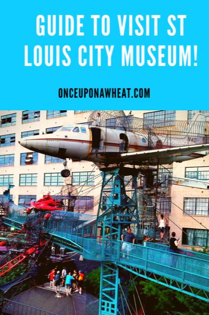 City Museum pin