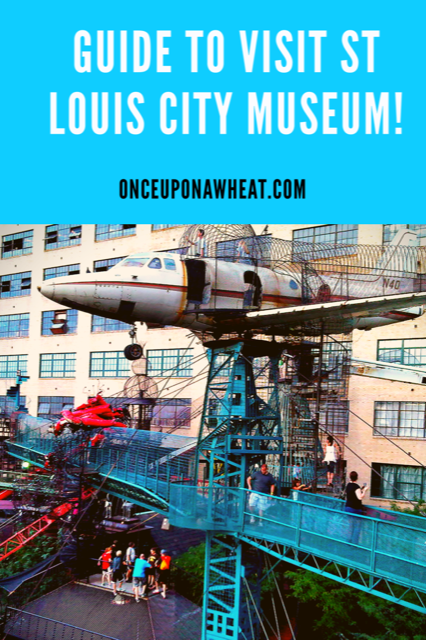 Visit City Museum in St Louis & Go Wild!