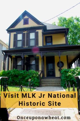 MLK Jr boyhood home nps Atlanta