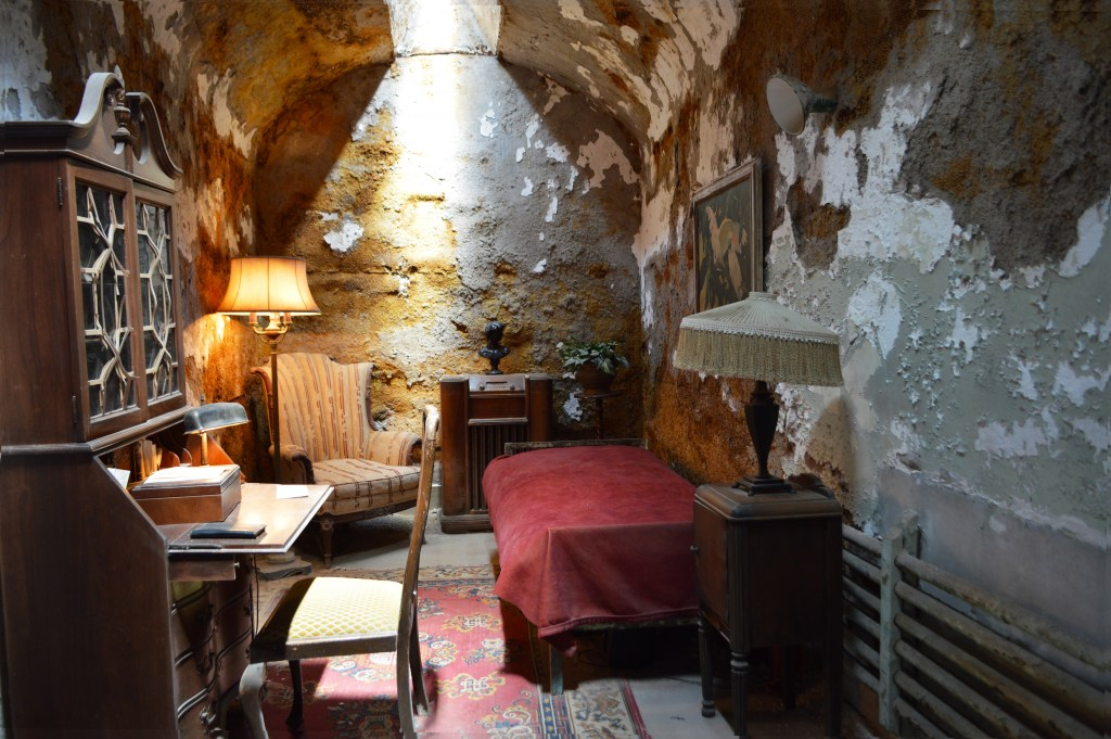 Eastern State Al Capone's cell