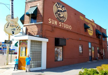 Sun Studio front OUAW